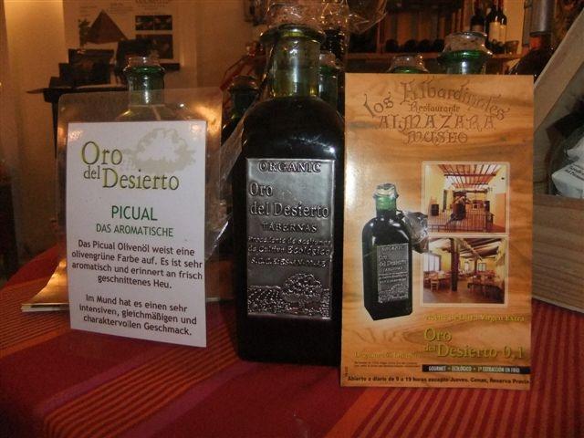 Olivenöl Picual